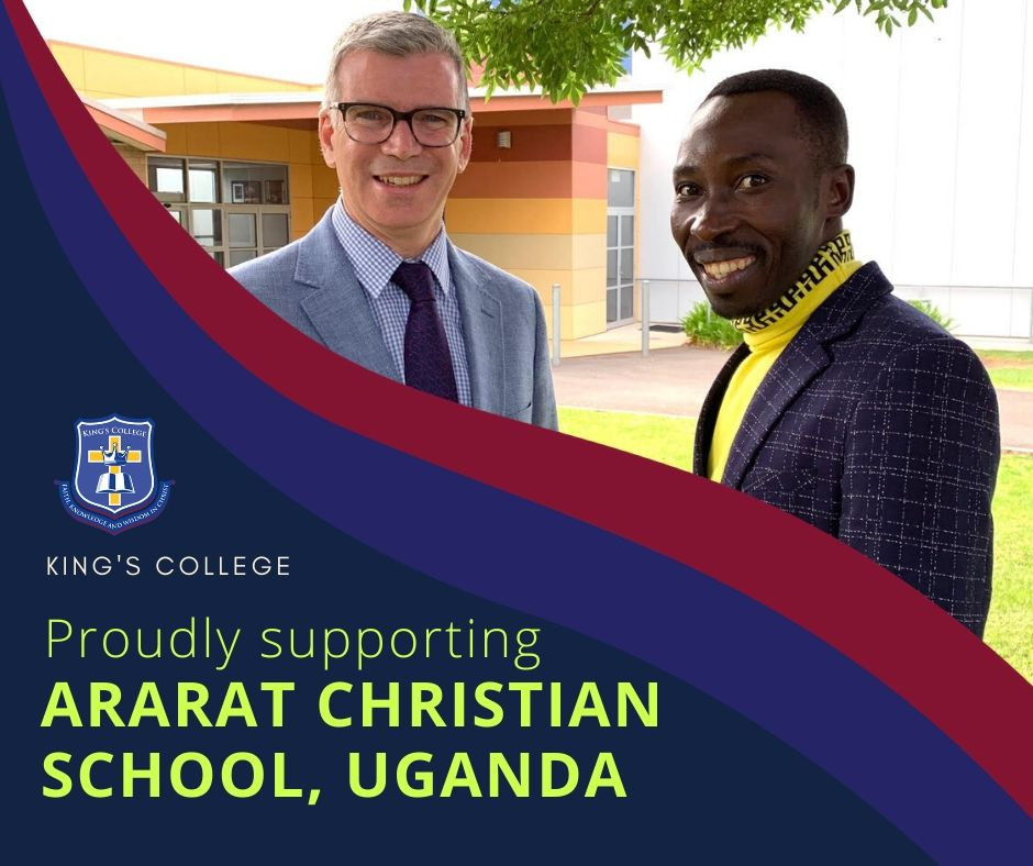 Supporting Ararat Christian School, Uganda